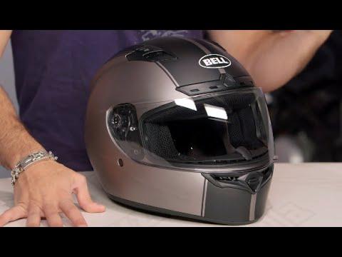 a99930e7 Bell Qualifier DLX Rally Helmet Review at RevZilla.com - YouTube