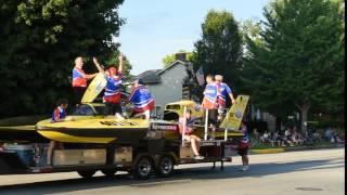 2017 Madison Regatta Parade GP 12 Racing  - moto  Feel the noise