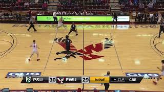 EWU Highlights vs. Portland State (Jan 4, 2018).