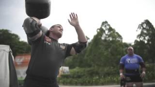 World's Strongest Man - Super Slow Motion Series