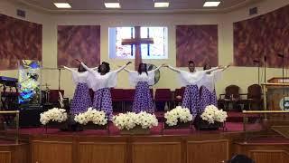 Olowogbogboro worship dance