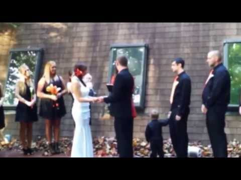 Joey + Amanda Get Married