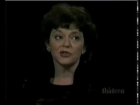 The Charlie Rose Show 1999 excerpt w Janet Maslin