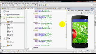 Tutorial Slideshow wallpaper app in Android Studio 1.5