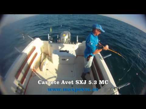 carrete Avet sxj 5 3 MC  II parte