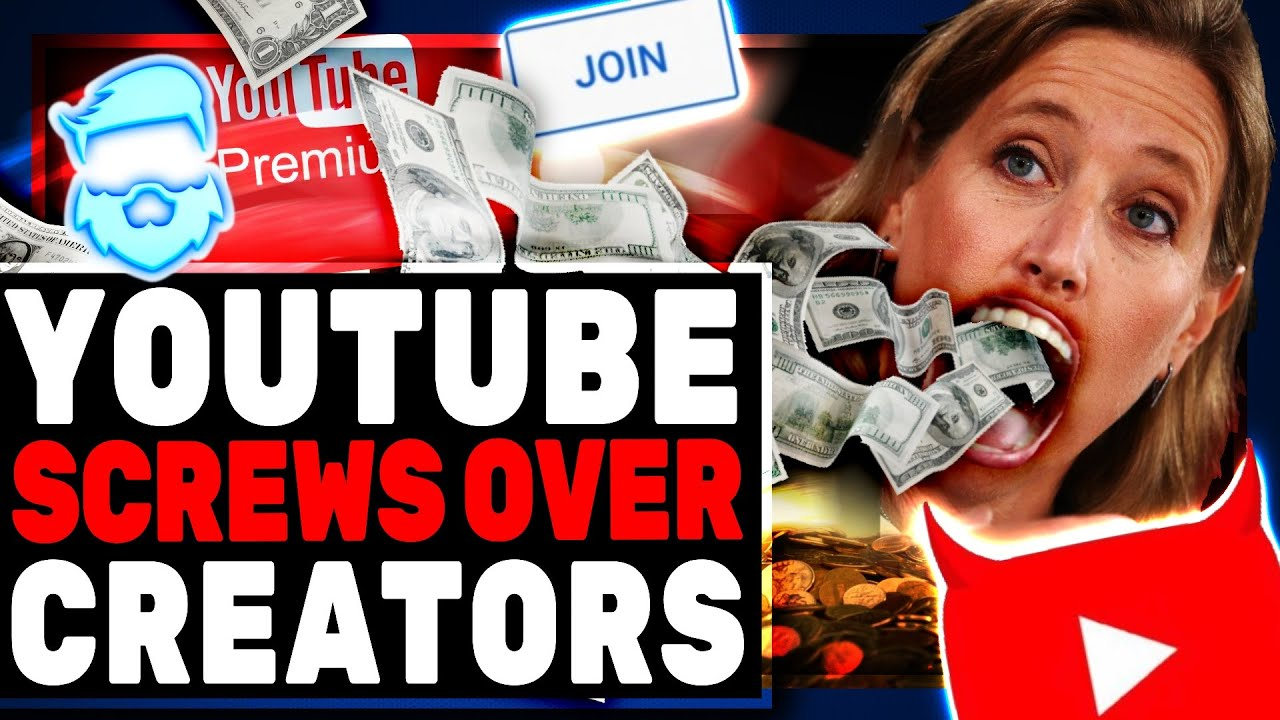 Download Youtube Starts BRUTAL New 24% Tax On Creators Causes Worldwide Outrage & Massive Misinformation