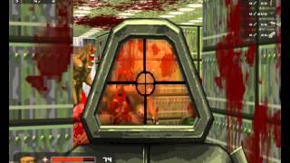 ultimate brutal doom 2 hardcore edition v19 gameplay part 1