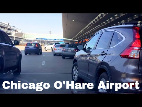 12 Minutes O'Hare (ORD) Chicago Illinois Airport Driving Directions