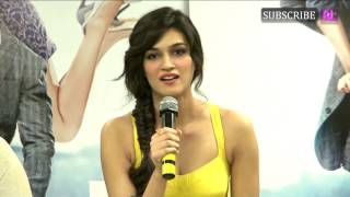 Song launch of movie Heropanti
