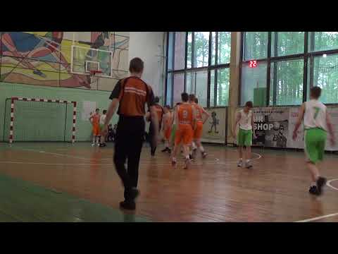 "2018/05/19 Тула(МБУ СШ ""ИВС"") -- Коряжма (2004)"