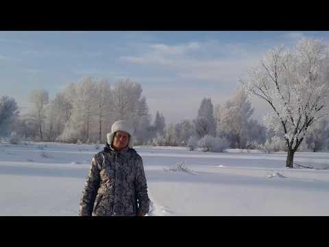 Зимняя прогулка. 2019