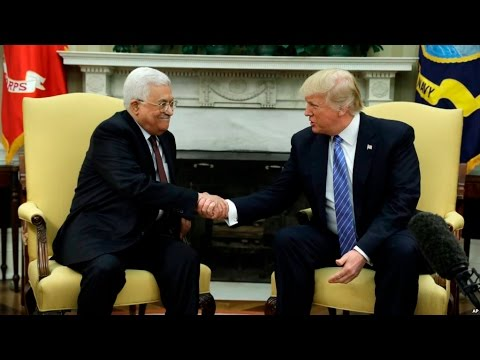 Major ALERT: PA President Abbas Declares He Will Sign Peace Deal - Trump Going To Israel!