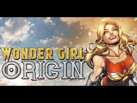 Wonder Girl Origin (Cassandra Sandsmark) | DC Comics