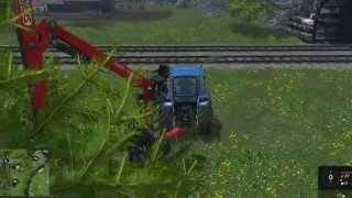 как быстро заработать деньги в farming simulator 17