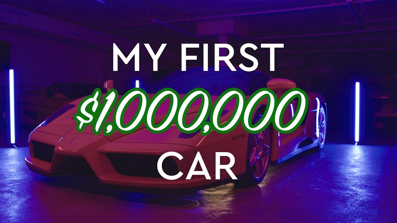 How I got the Ferrari Enzo and became Ferrari Collector David Lee