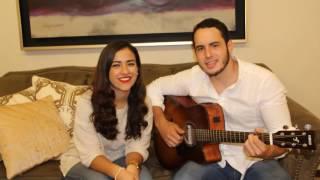 Tengo que colgar - Banda MS (cover) Natalia Aguilar con José Esparza