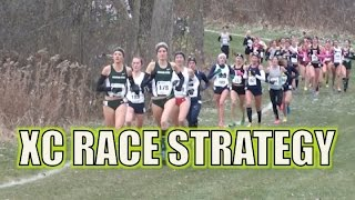 Cross Country Running - Race Strategy