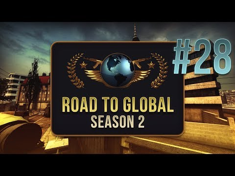 WE HAD 2 BOTS...THEN THIS HAPPENED! - CS:GO Road to Global Season 2 Episode 28