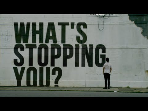 Image result for what's stopping you?