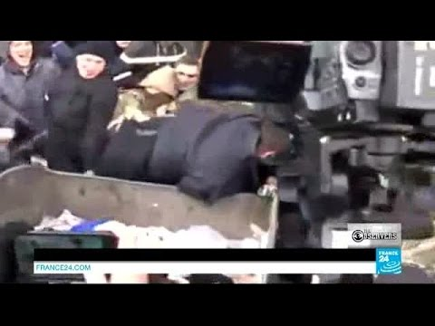 A 3-year sit-in in Morocco, and politicians in dumpsters in Ukraine - The #Observers