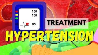 110 Hypertension Treatment