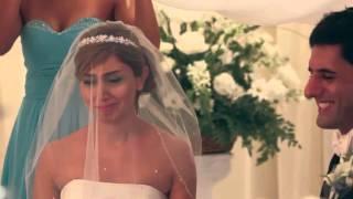 Persian Wedding Vows پیوند زناشویی (عقد ایرانی) و آیین گواه گیری