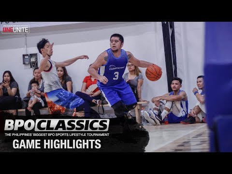 Concentrix vs. Optum Global Solutions | Game Highlights | July 1, 2017