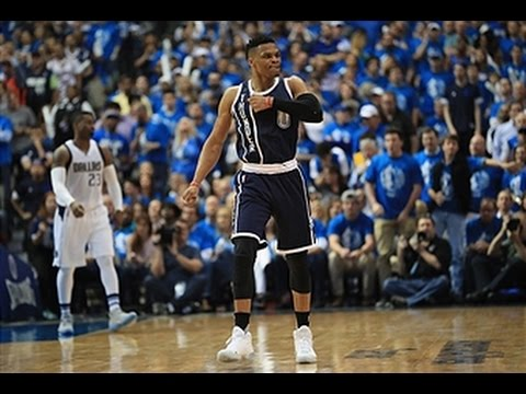 Russell Westbrook and Enes Kanter Lead OKC Past Dallas