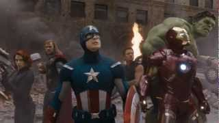 Repeat youtube video The Avengers - Holding out for a Hero
