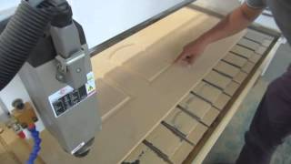 China Wood Door Making Machine From Jinan Acctek