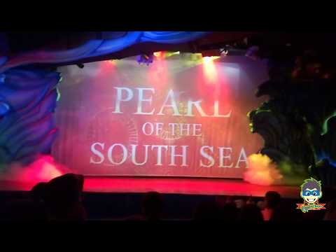 Awesome Performance of Pearl Of The South Sea, @JAKARTA AQUARIUM, Neo Soho