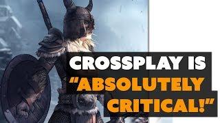 Bethesda Pressuring Sony For Crossplay!