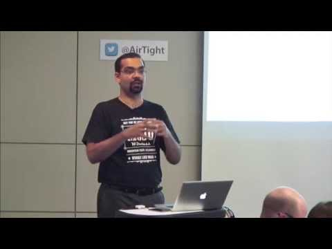 AirTight Networks Introduction and Insta Wi-Fi Demonstration