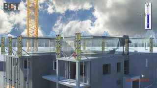 прогрев бетона без трансформатора кабелем BET(Целевое использование BET в профессиональном сегменте - это случаи сезонного прогрева бетона без трансформ..., 2013-10-11T20:00:14.000Z)