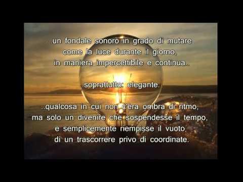 Alessandro Baricco Mr Gwyn Frasi Piu Belle Youtube