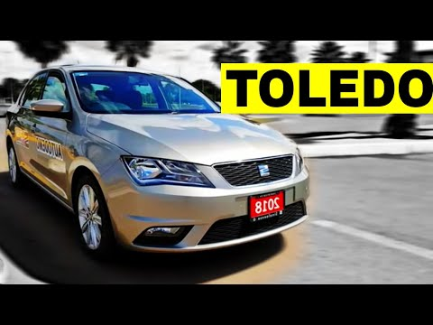 Comprar SEAT Toledo 2018 1.4 Turbo - ¿Mejor Sedan Compacto? a Prueba