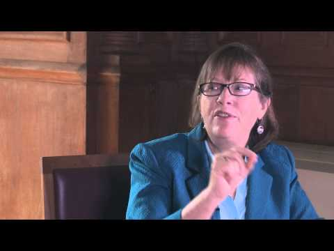 Karen Dawisha Interview at Merton College, Oxford University