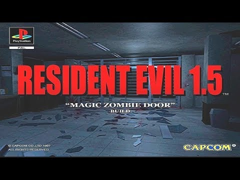 Resident Evil 1.5 [ ELZA ] - NEW 2020 PATCH / FULL Playthrough + DOWNLOAD