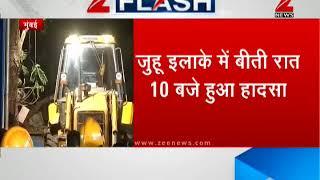 Mumbai: 6 dead in fire in a building in Juhu | मुंबई: जुहू की एक इमारत में लगी आग से 6 की मौत
