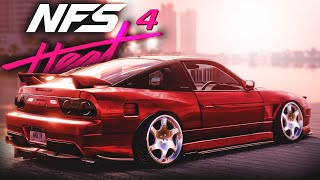 DRIFTING, TUNING, FOTKI I MANUAL - NFS: HEAT #4