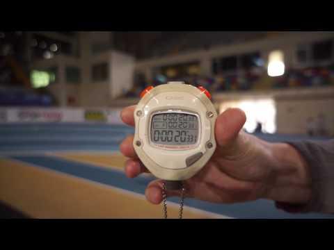 03/03/2017 VLOG 20 200m 20,33 PB Indoor