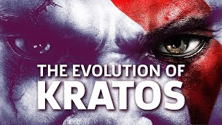 The Evolution Of Kratos