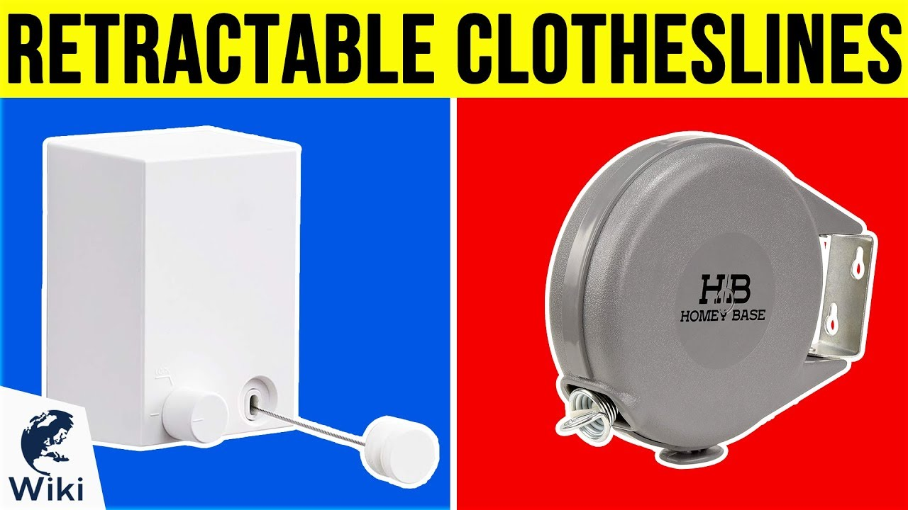 The 6 Best Retractable Clotheslines