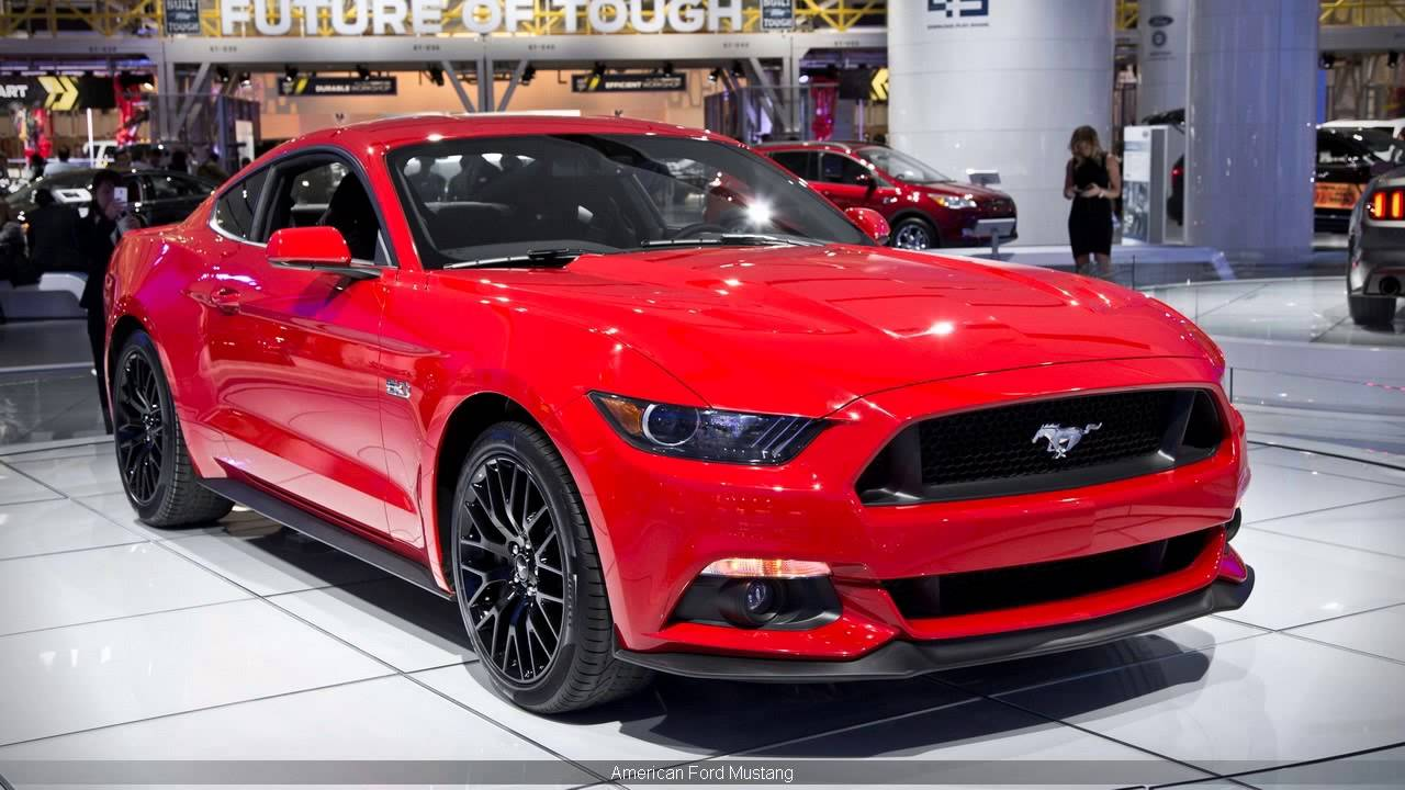 Ford Mustang Gt Price In India