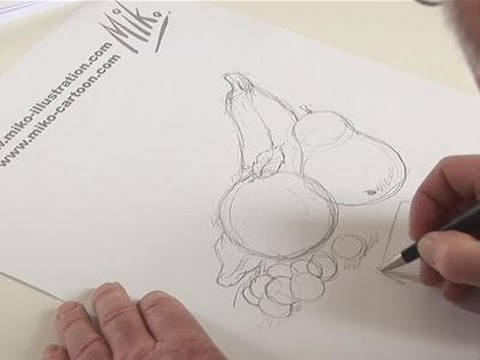 how-to-sketch-fruit