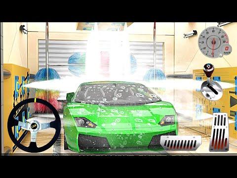 Car Wash Garage Service Workshop - Car Mechanic Auto Workshop Repair Garage - Android Gameplay