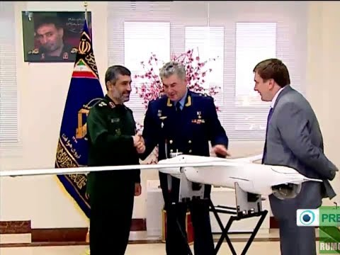 Iran Gives Stealth Drone Secrets to Russia - S-300 Now on Their Way to Iran