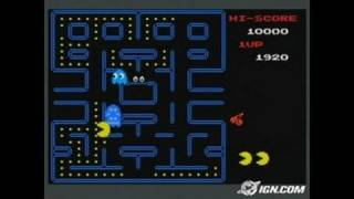 Pac-Man (Classic NES Series) Game Boy Gameplay