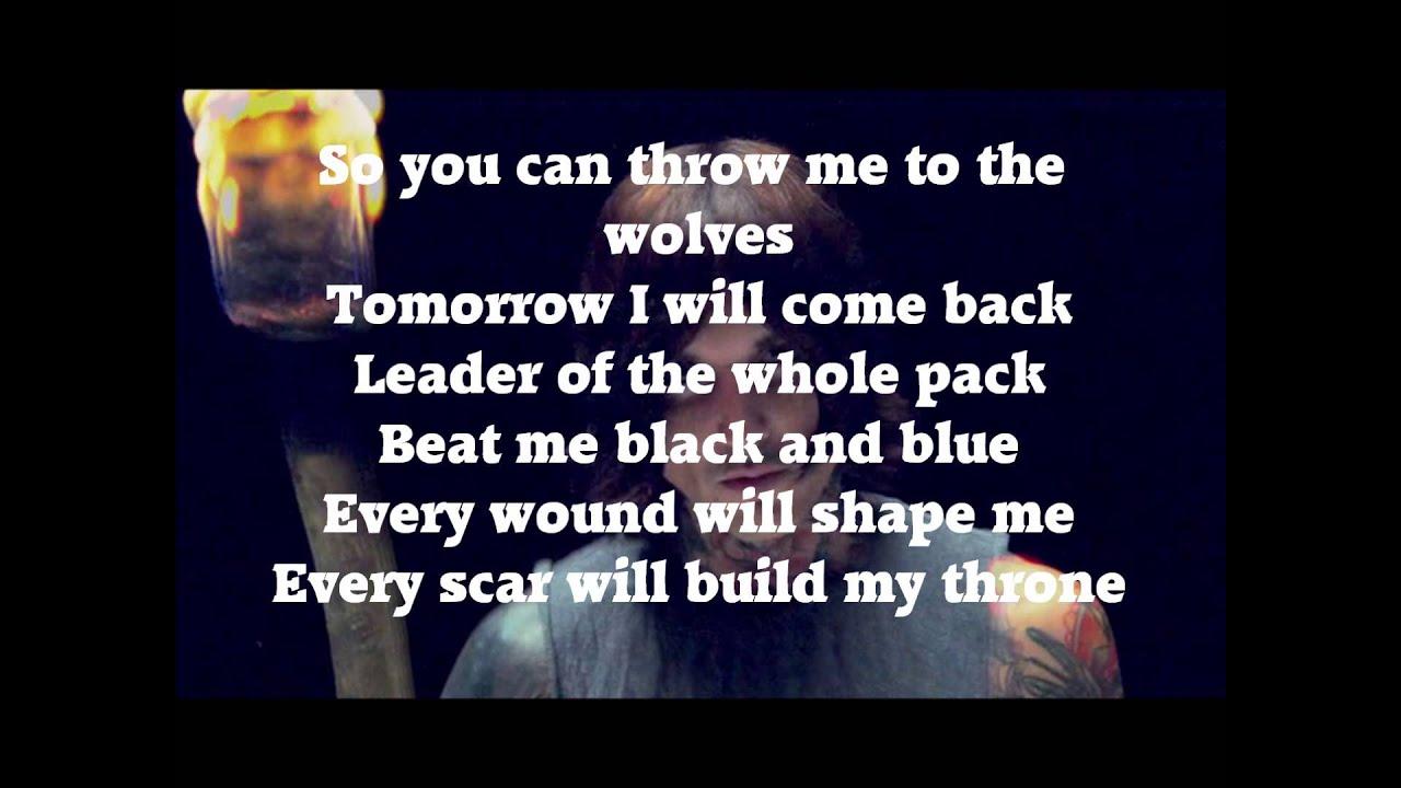 Bring Me The Horizon Lyrics Bring Me The Horizon-T...