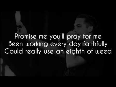 G Eazy - Sleepless Lyric Video (On Screen Lyrics!!) (HD)